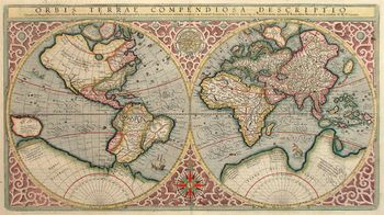 Antique_Map_Mercator_World