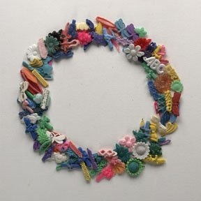 Wreath_hairclips