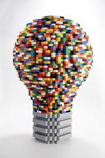 Lego Lightbulb