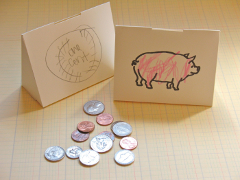 They Are Free To If You Like Blankbank And Piggybank Versions Just Print The Templates Out On Card Cover Stock Weight Paper