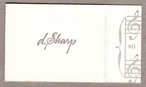 Dsharpcard